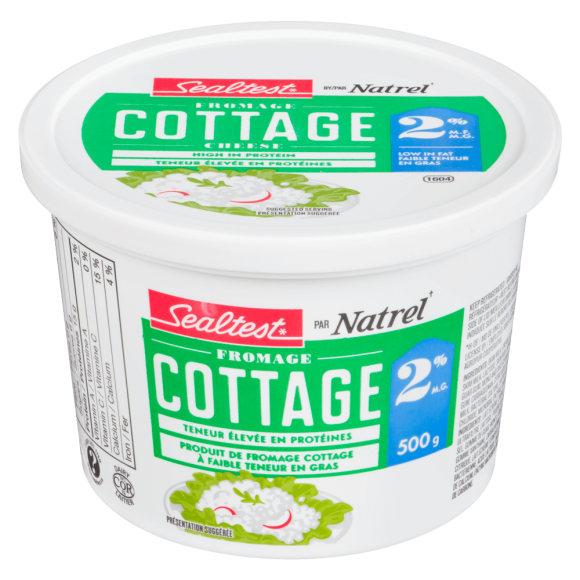 Fromage cottage 2 % Sealtest