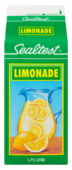 Limonade Sealtest