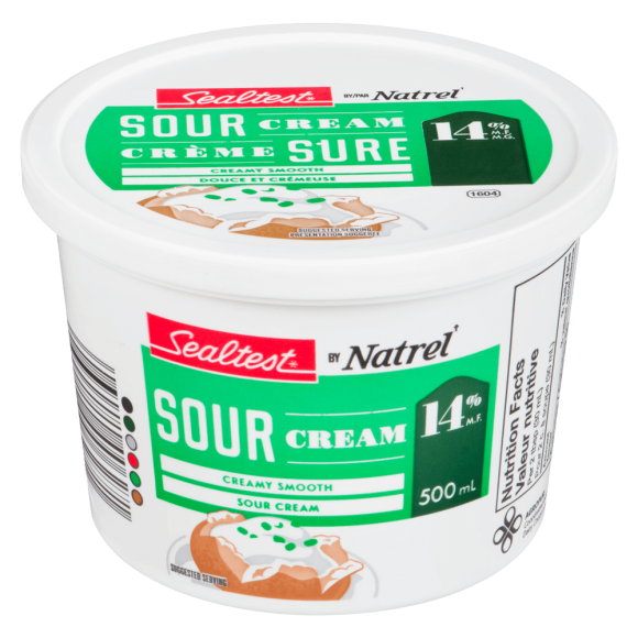 Sealtest 14% Sour Cream