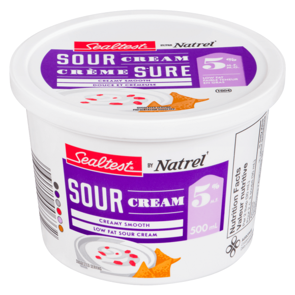 Sealtest 5% Light Sour Cream