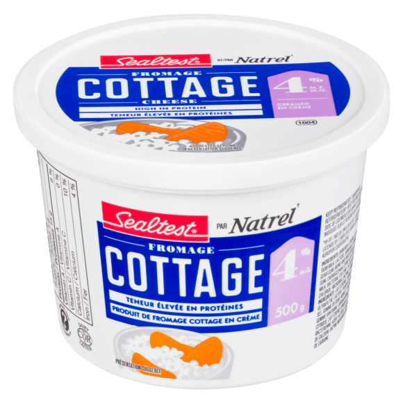 Fromage cottage 4 % Sealtest