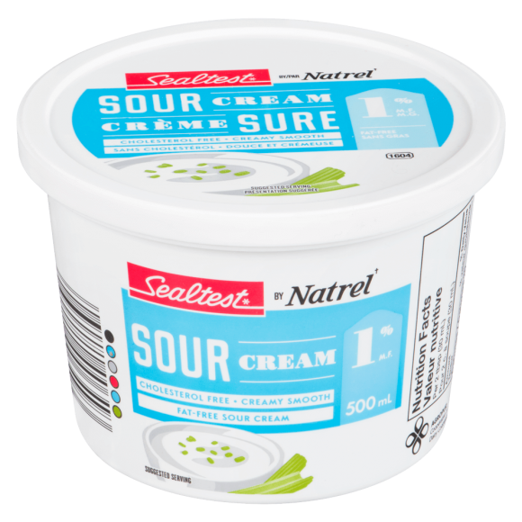 Sealtest 1% Fat Free Sour Cream