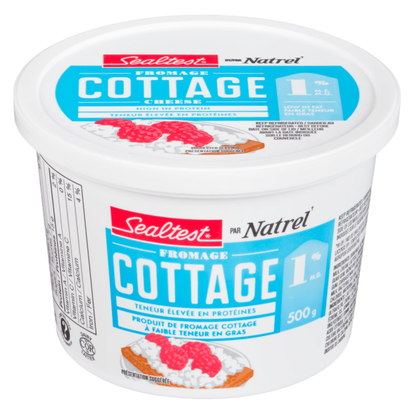 Fromage cottage 1 % Sealtest