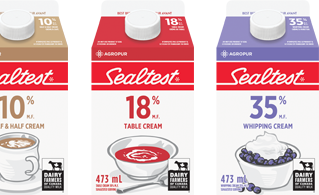 Sealtest Creams tile