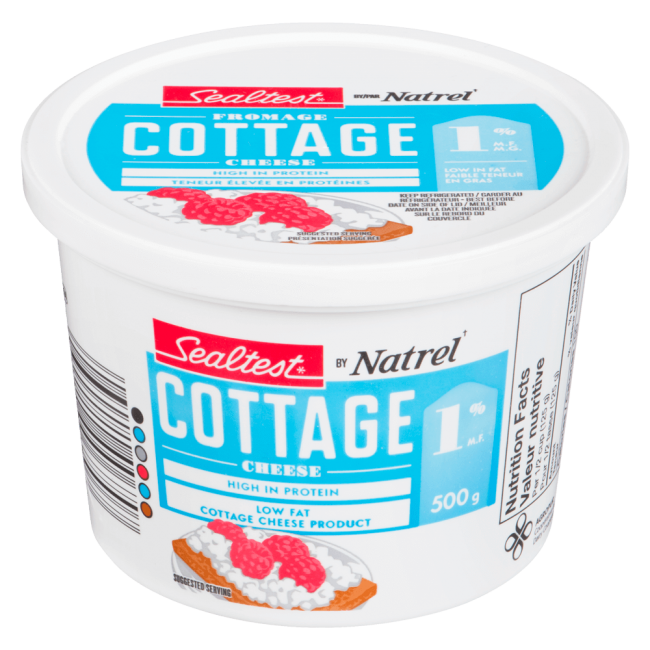 1 cottage cheese sealtest rh sealtest ca nordica 1 cottage cheese nutritional information dean's 1 cottage cheese nutrition