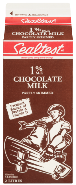Sealtest 1% Chocolate Milk